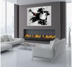 Tableau moderne de Michael Jackson dans une deco murale