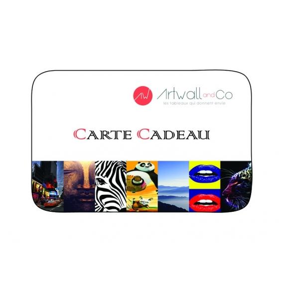 Carte Cadeau 50 à 195 €