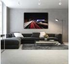 Photographie Moderne Filés de lumières