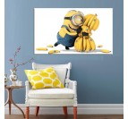 Minions Banana Deco Picture