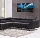 Northern Lights Design Canvas