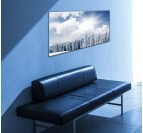 Snowy Firs Photo Canvas