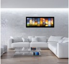 Several Landscape modern canvas print for trendy interior