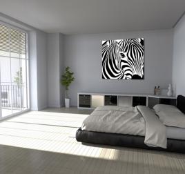 Tableau Noir et Blanc - ArtWall And Co