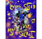 Toile Peinture LOVING STEED - MY SECRET