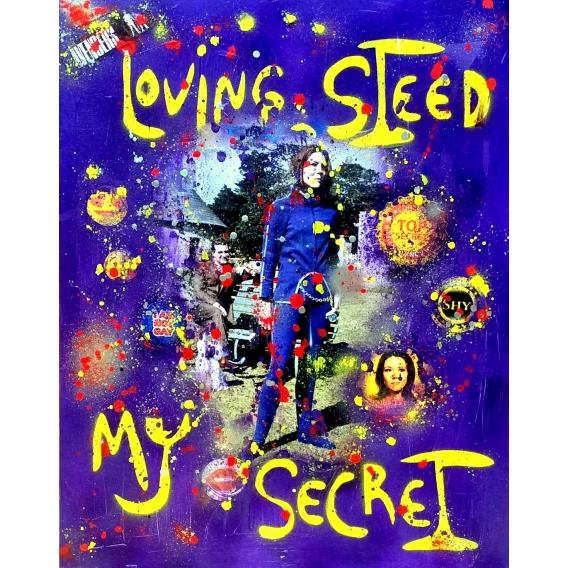 Art Painting Loving Steed - My Secret