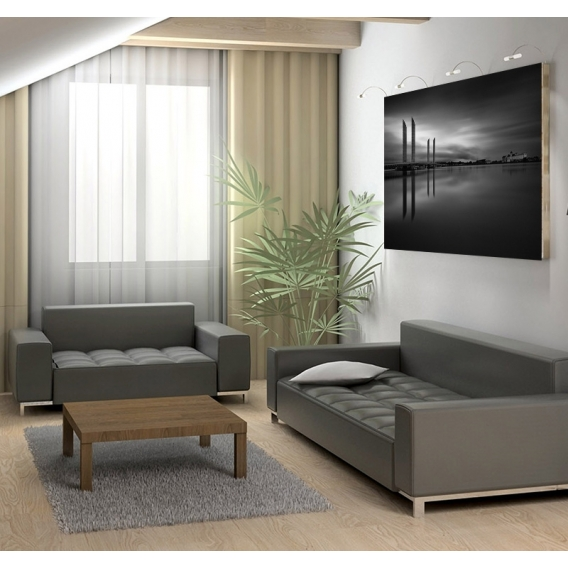 Photo d'Art Design Long BNW
