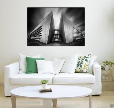 Tableau Photo D'art Symétrie