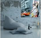 Tableau décoratif de New York pour un salon moderne