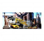 Modern art canvas for wall decoration of New York City