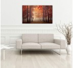 Landscape Art Photo Autunm Forest
