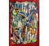 Contemporary Painting Canvas Urban Style III
