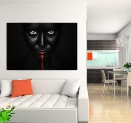 Design Art Photo Dark Eyes