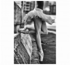 Modern Art Photo Ballerina