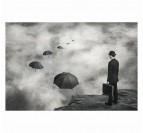 Photo d'Art Chemin de parapluie