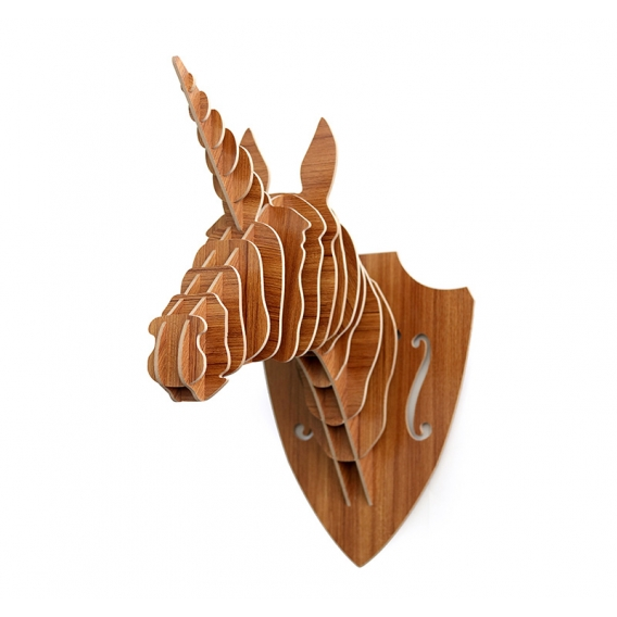Unicorn Animal Trophy Decoration