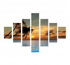 Sea, Palm and Sun