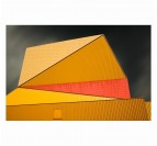 Photo d'Art Moderne Architecture Orange