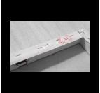 Tableau Design Crane Fleurs