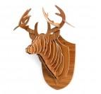Décoration Trophée Animal Cerf