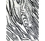 Toile Peinture Zebrofilis