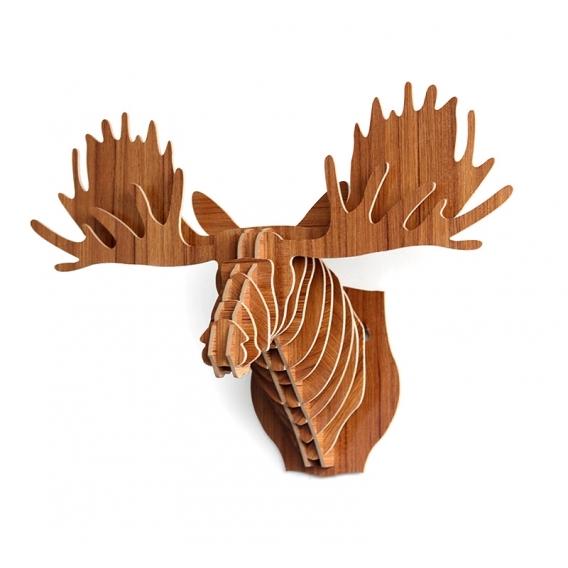 Young Elk Trophy Decoration