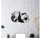 Décoration Murale Métal Panda