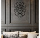 Lion Metal Decoration