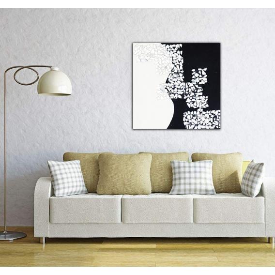 Clux Design Mirror Canvas