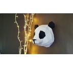 Panda Animal Paper Trophy