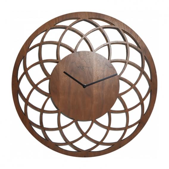 Horloge Murale Dreamcatcher Brun