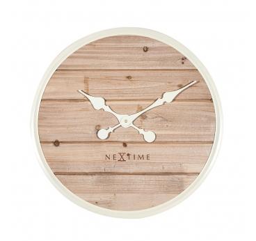 Horloge murale Plank big
