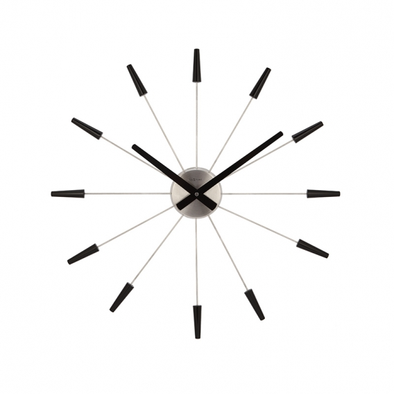 Blacktime Design Wall Clock