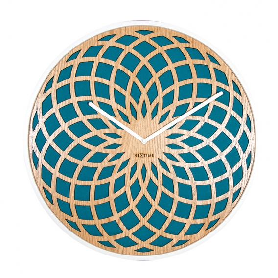 Sun Small Wall Clock