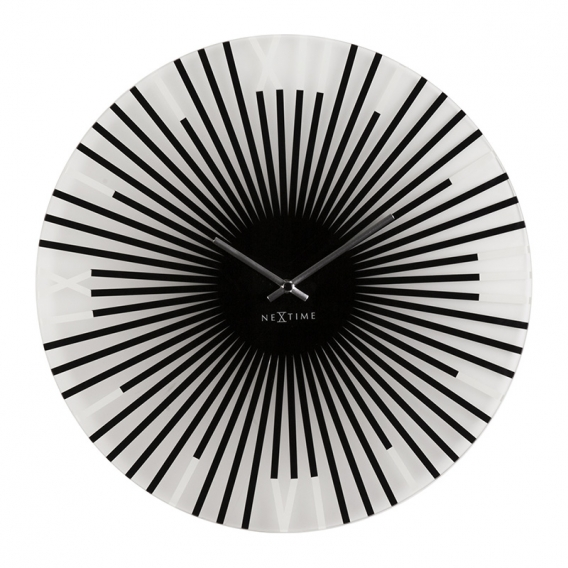 Sticks Design Wall Clock