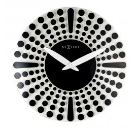 Horloge murale Dreamtime noir