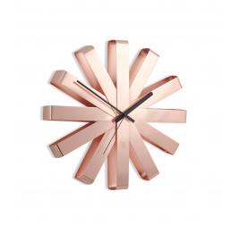 Horloge Murale Déco Copper