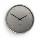 Horloge Contemporaine Meta Nickel
