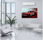 Ford Mustang Decorative Art Print