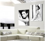 Audrey Hepburn Famous Art Print