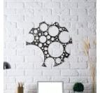 Décoration Métallique Cercles Vertueux