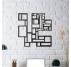 Metal Maze Wall Deco