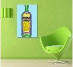 Absolut Vodka Design Canvas