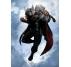 Black Thor Metal Poster