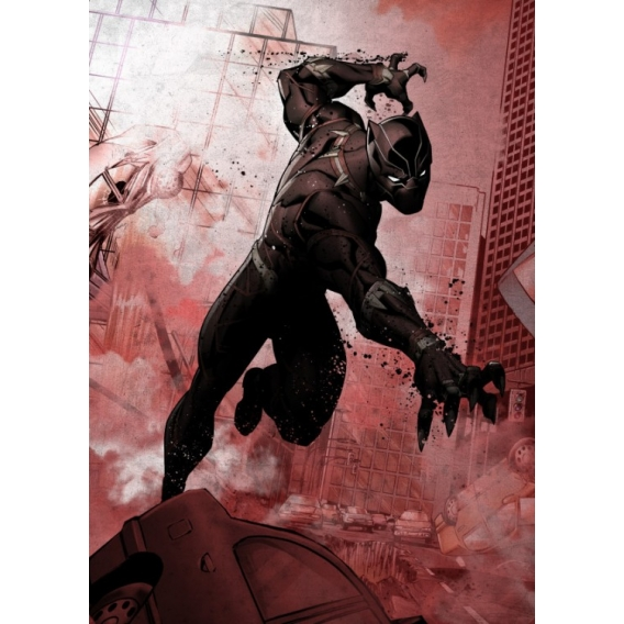 Poster Original Black Panther