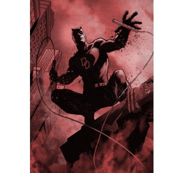Poster Metal DareDevil