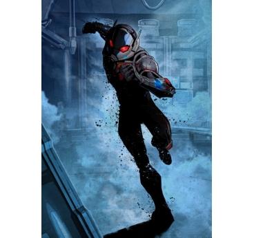 Poster Metal Ant Man