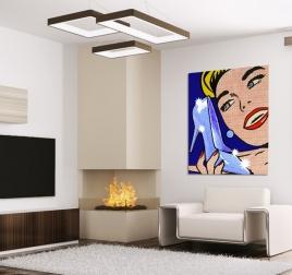 Lichtenstein Pop Art