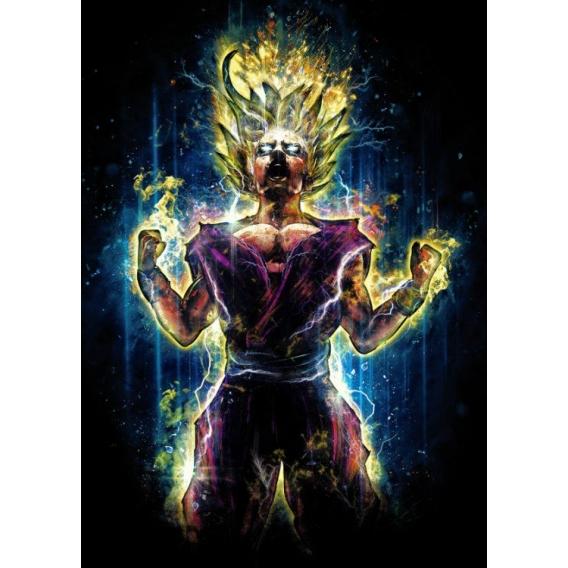 Poster Manga Metal Energie