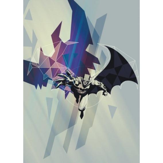 Batman Cape Comics Poster
